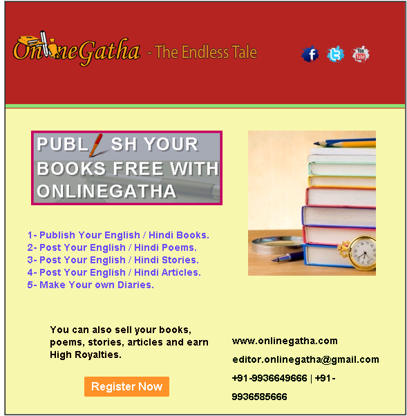 free publishing with onlinegatha