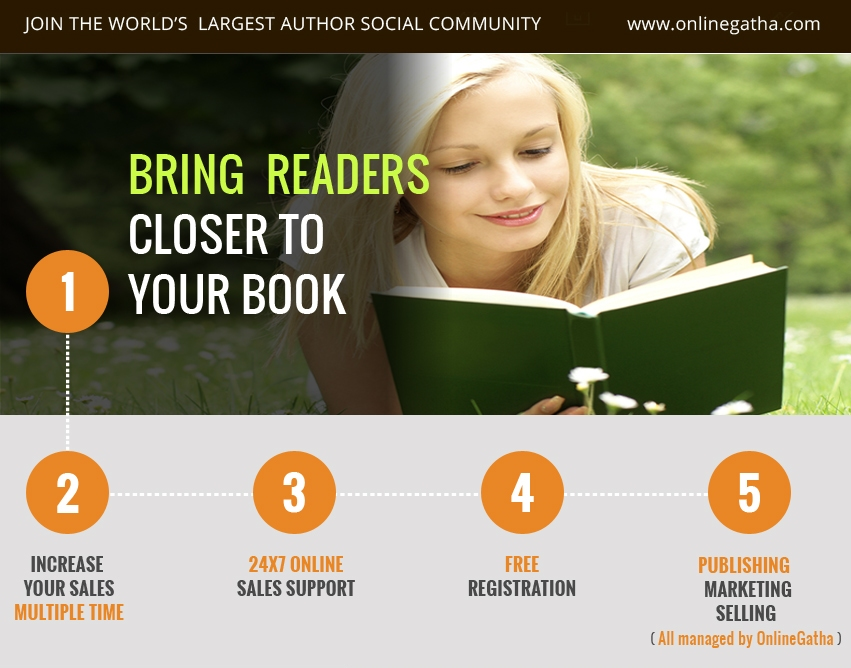 publish books online with onlinegatha.com
