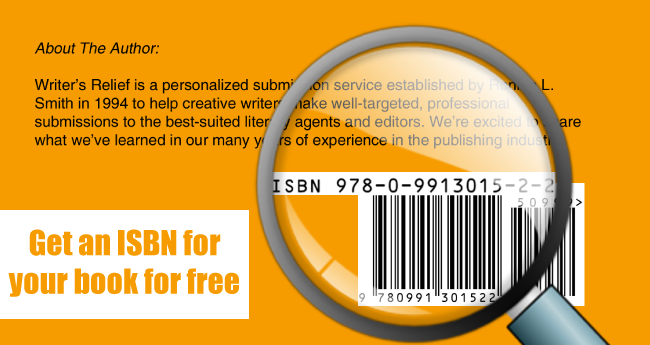 Get an ISBN for your book for free