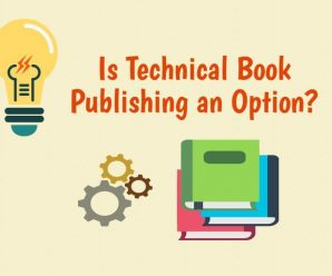 Is Technical Book Publishing an Option?