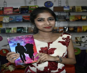 Author Bunipriya's interview in Lucknow book fair at OnlineGatha